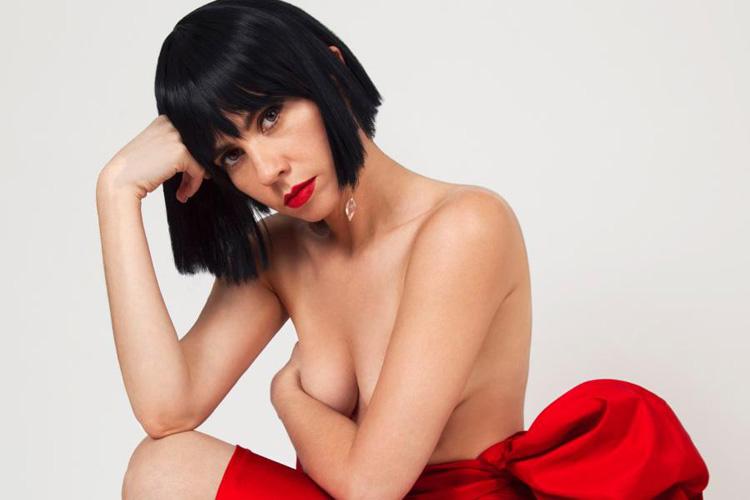"""""""Mi nuevo disco será sensual, nocturno"""""""