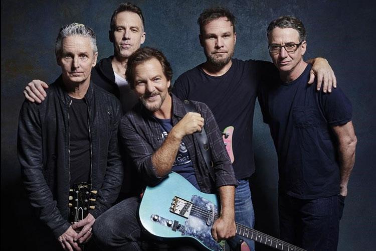 Pearl Jam, los dinosaurios (modernos) del rock