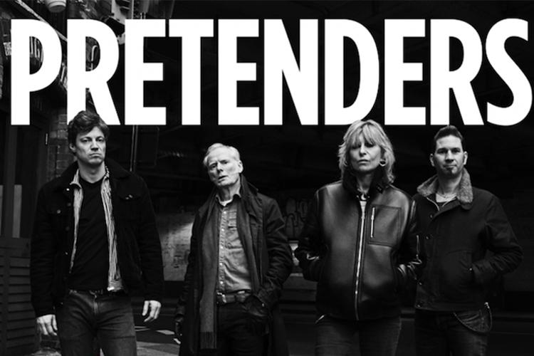 """Pretenders estrenan """"The Buzz"""", el primer single de su nuevo disco"""