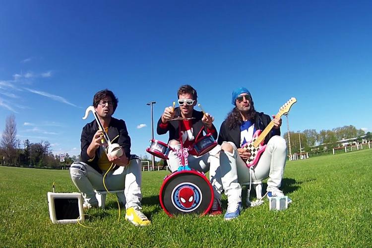 El Azkena Rock Festival confirma la actuación de The Wackids