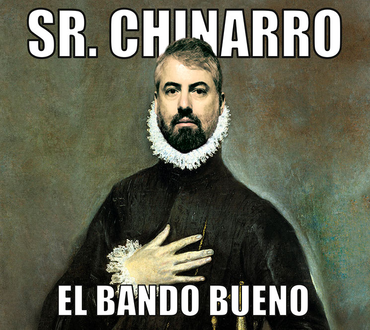 """""""Sábanas Santas"""", primer avance de """"El bando bueno"""" de Sr. Chinarro"""