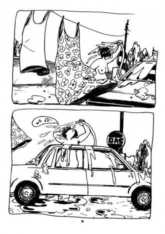 Comic Sunny Sunny Ann
