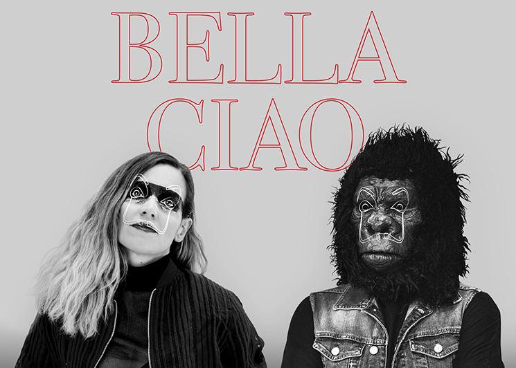Elyella remezclan «Bella Ciao» en homenaje a «La Casa de Papel»