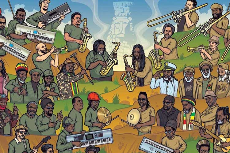 Sly & Robbie vs. Roots Radics
