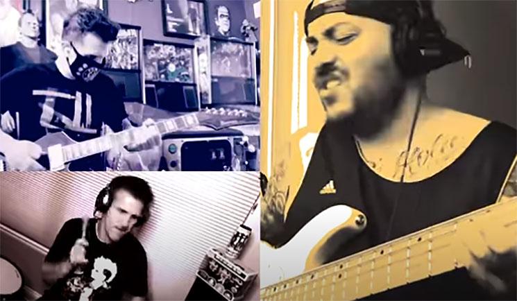 """""""Bad Guy"""" (Billie Eilish) por miembros de Anthrax y Suicidal Tendencies"""