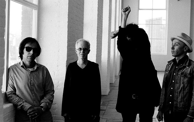 """Estrenamos """"Eigenlicht"""", el nuevo clip experimental de Blood Quartet"""