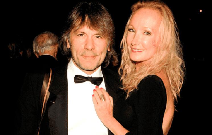 Muere Paddy Bowden, ex-esposa de Bruce Dickinson (Iron Maiden)