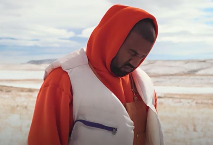 """Se filtra que Kanye West estrenará en breve """"God's Country"""""""