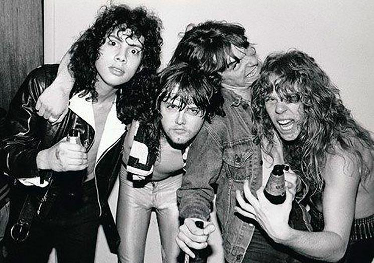"""Metallica cuelgan en streaming un concierto de """"Kill 'Em All"""" en 1983"""