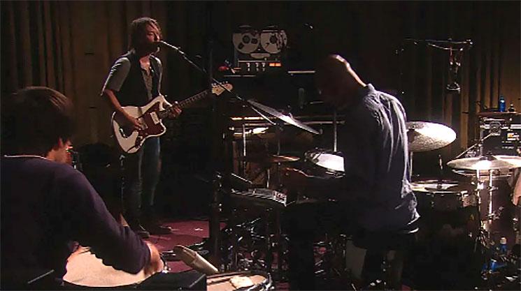 """Radiohead cuelgan un concierto íntimo de """"The King Of Limbs"""""""