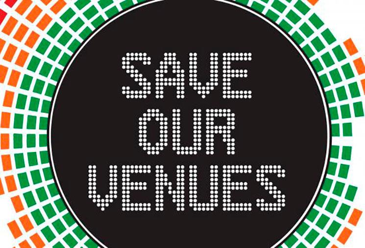 #SaveOurVenues salva 140 salas de conciertos de Reino Unido