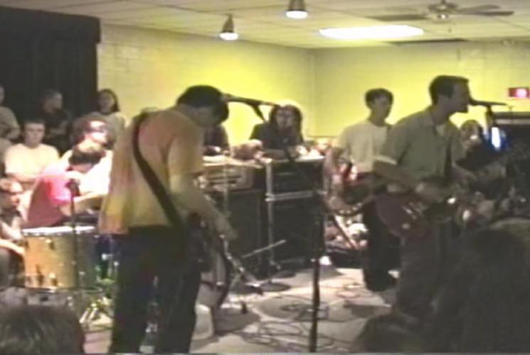 En streaming actuaciones de Jimmy Eat World, Mineral, Converge y otros
