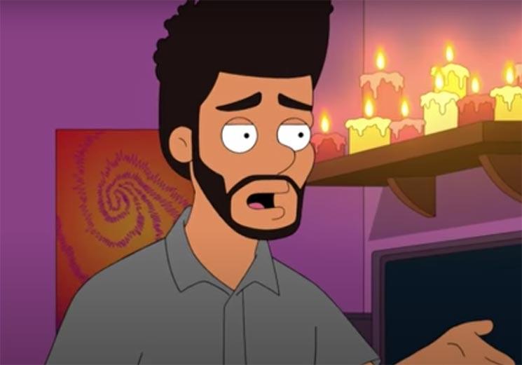 "Ya puedes ver a The Weeknd en ""American Dad"""