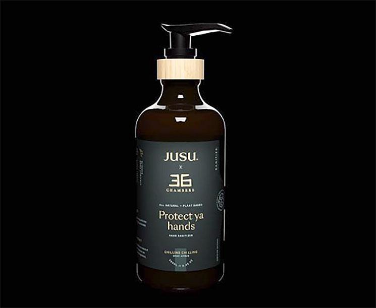 Wu-Tang Clan lanzan un gel desinfectante benéfico