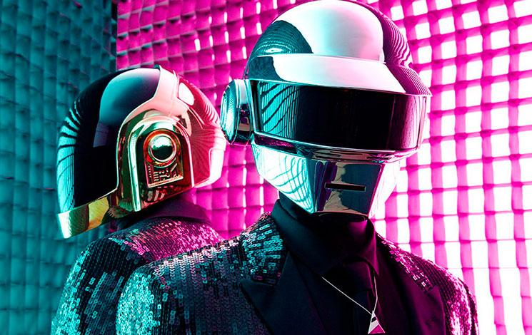 Daft Punk se separan tras veintiocho años de carrera