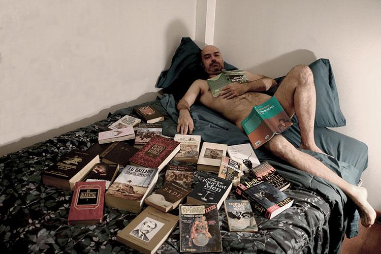 Hernán Migoya nos habla sobre Baricentro, su tremebundo relato autobiográfico