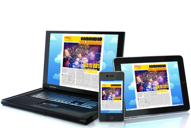 Ya se puede ver la edición digital del número de mayo