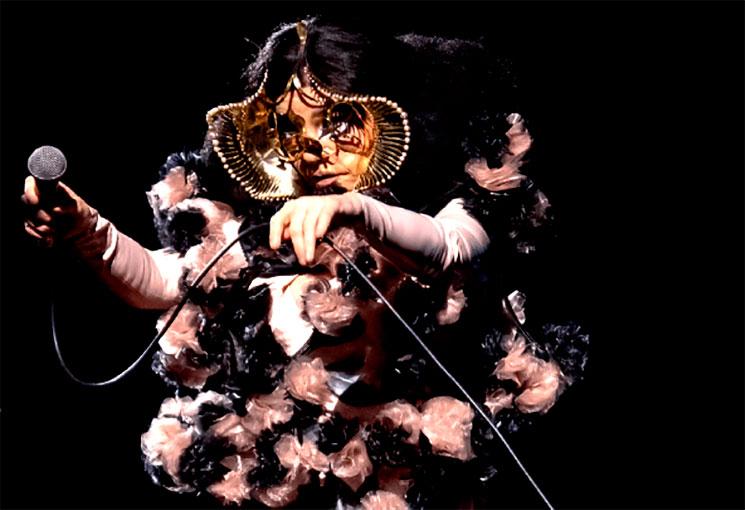 Björk ofrecerá tres conciertos orquestales en Reykjavik y en streaming