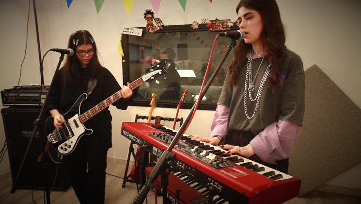 Weezer, protagonistas de las Bonobo Live Sessions