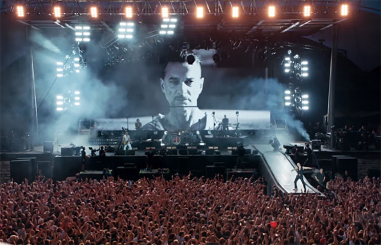"Se publica ""SPiRiTS In The Forest"", el documental de Depeche Mode"