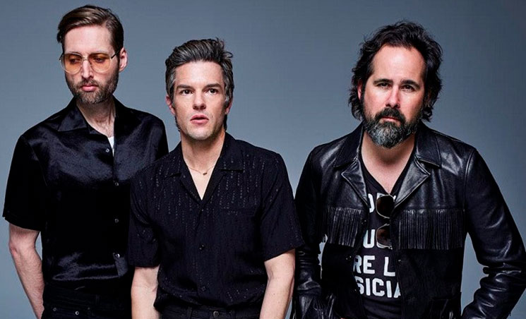 The Killers y Jacques Lu Cont remezclan a The Rolling Stones