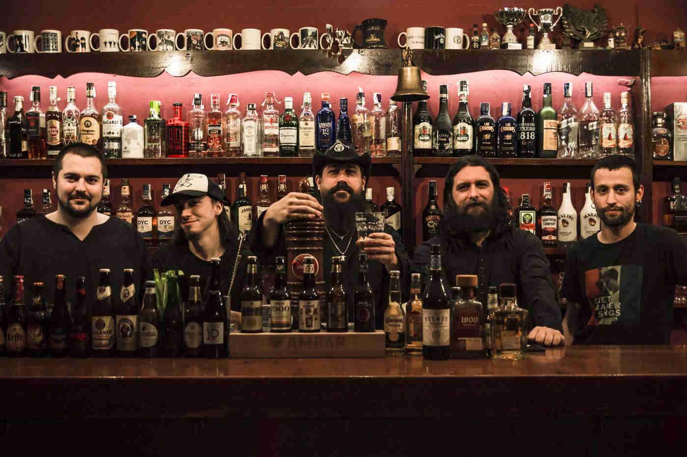 Los Drunken Cowboys
