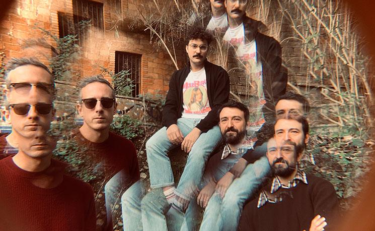 """""""Las rotondas"""", nuevo single de adelanto de Nueva Vulcano"""