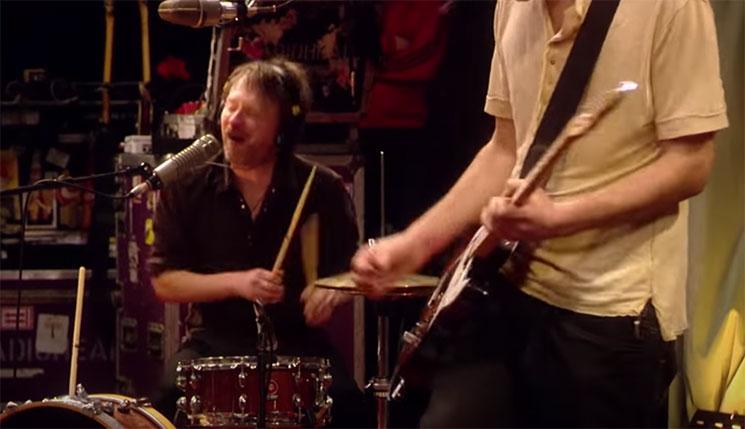 "Radiohead comparten su histórico ""In Rainbows. From The Basement"""