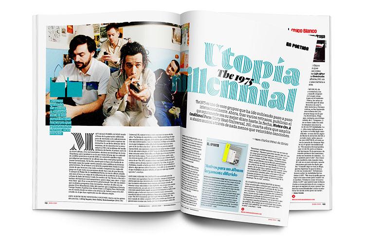 Ya disponible en formato digital el número de junio de Mondo Sonoro