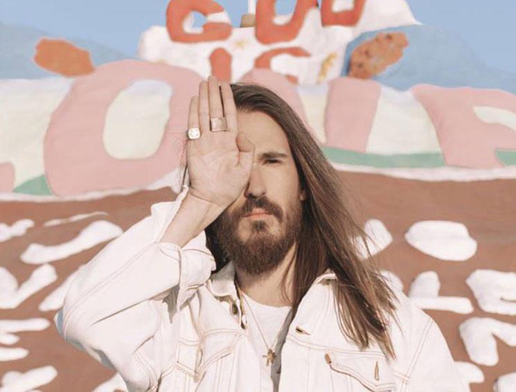 "Carlos Sadness publica hoy ""Tropical Jesus"", su cuarto álbum"