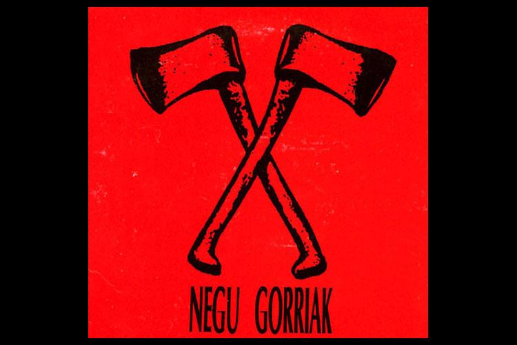 Treinta años del debut homónimo de Negu Gorriak