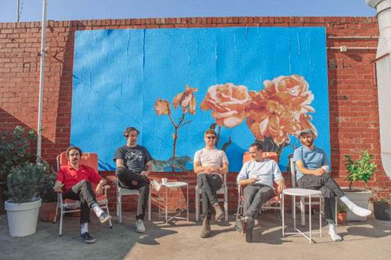 "Rolling Blackouts Coastal Fever comparten su nuevo single ""Cameo"""