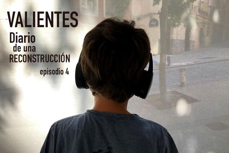 """Los jóvenes hablan en el nuevo episodio de nuestro podcast """"Valientes"""""""