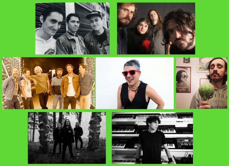 Zarata Express 23/20: Negu Gorriak, Carlos Cebrián, Pamplona Reclassics, Zea Mays, Smile…
