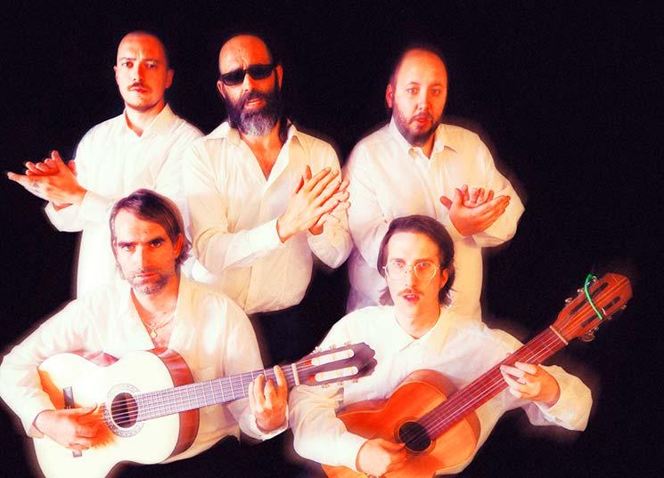 Califato 3/4 y Le Parody se versionan/remezclan mutuamente en un single