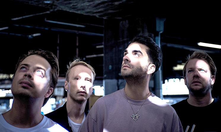 """Los new raveros belgas Goose vuelven con """"Heaven EP"""""""