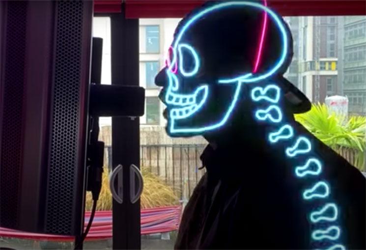 """""""PAC-MAN"""", el nuevo single de Gorillaz con el rapero ScHoolboy Q"""