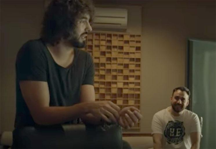"""""""Micro abierto"""", documental y EP de Izal con sus seguidores"""