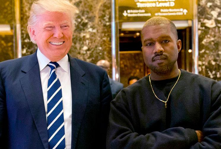 Kanye West anuncia que se presentará a Presidente de Estados Unidos