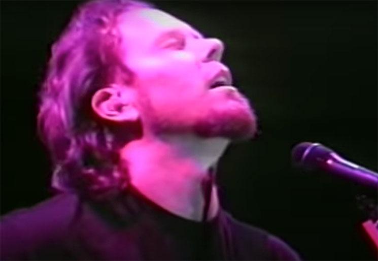 Metallica comparten un concierto en Bogotá de 1999