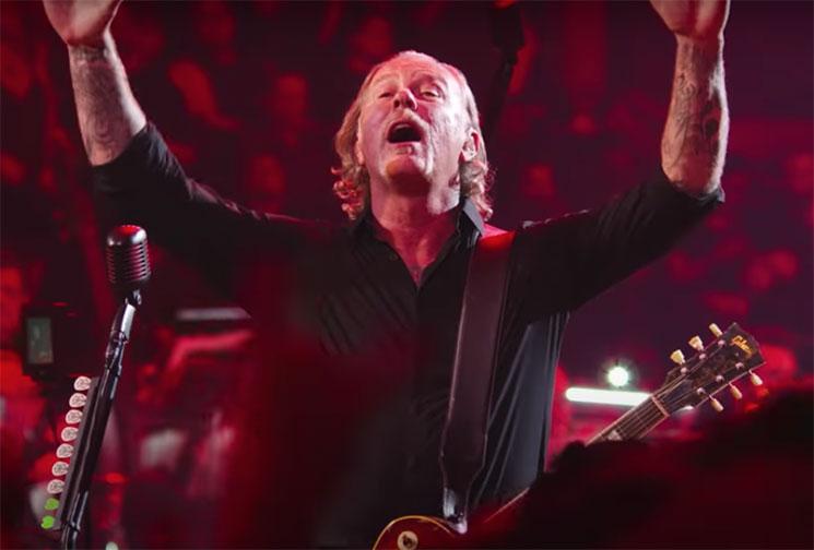 """Metallica no paran: hoy dos canciones de su directo con orquesta """"S&M2"""""""