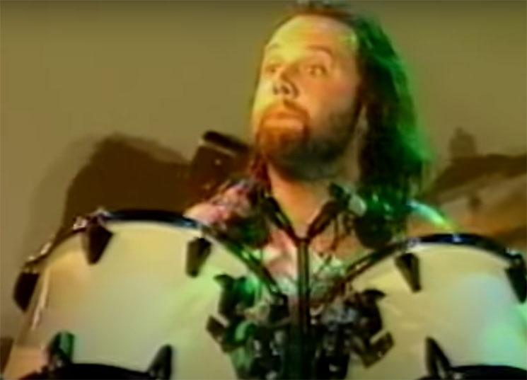 Metallica comparten un concierto completo de 1994 en California
