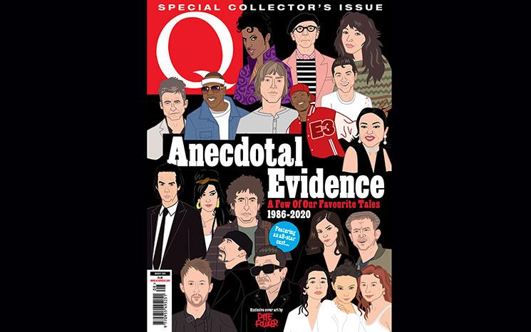 La revista británica Q dice adiós tras 34 años de publicación mensual