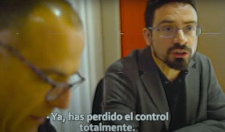 El humorista y director Carlo Padial une fuerzas con Ultraplayblack
