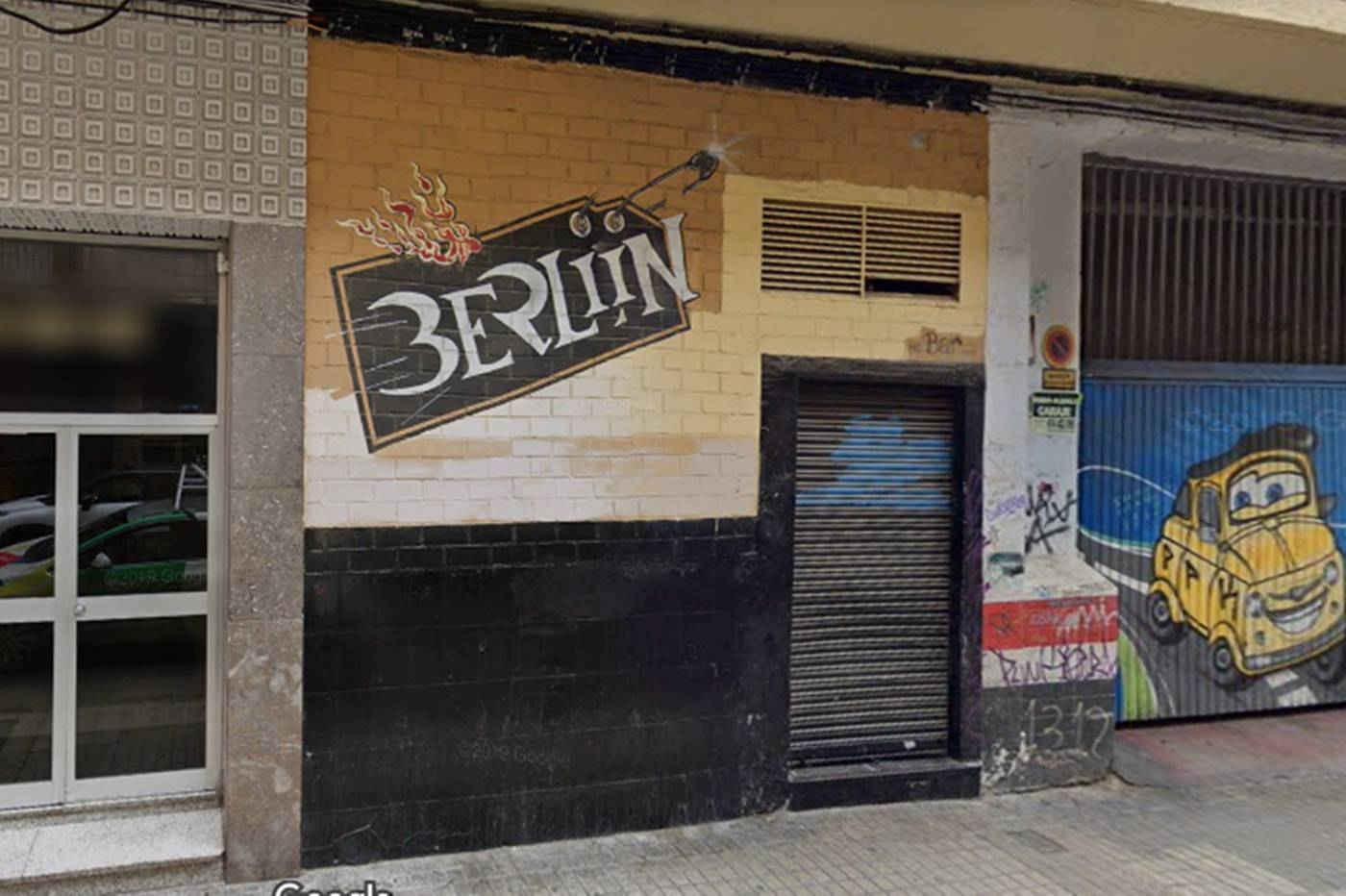 Personas cercanas al Bar Berlín inician una campaña para salvarlo