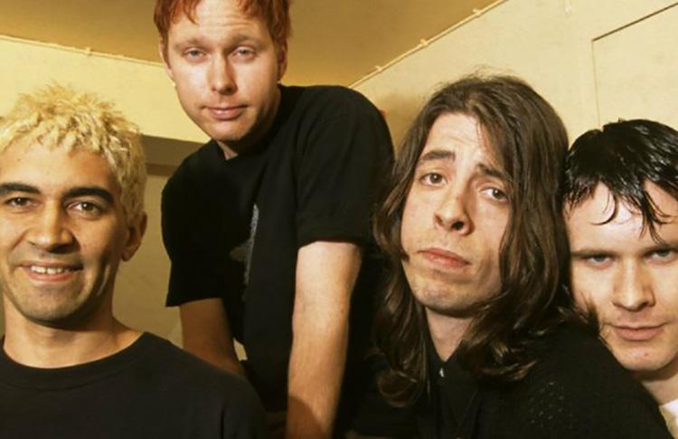 Foo Fighters, 25 aniversario de su debut