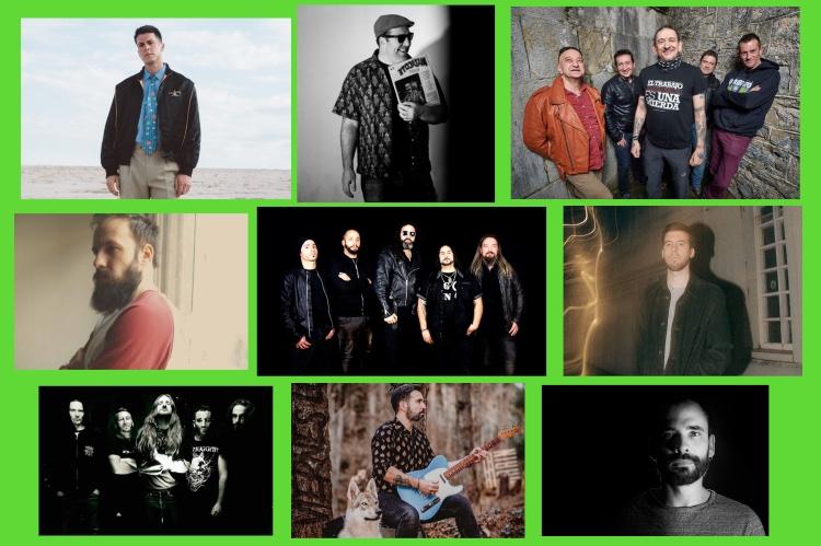 Zarata Express 27/20: La Polla Records, Zetak, Vhäldemar, Bilbao BBK Live UDA…