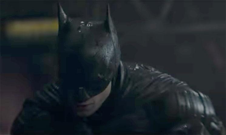 Ya podemos ver a Robert Pattinson en el papel de Batman