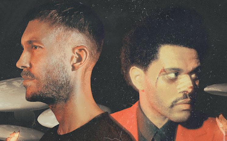 """Calvin Harris y The Weeknd trabajan juntos en el single """"Over Now"""""""