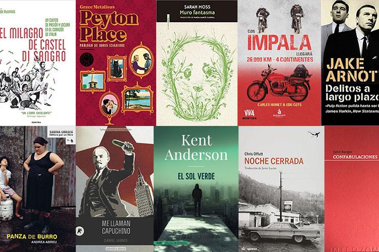 ¿Qué leer en agosto? Cinco responsables de prensa nos recomiendan sus libros preferidos para este verano